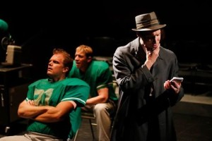 LOMBARDI with Theatre Raleigh (Victor Joel Ortiz and Adam Poole)